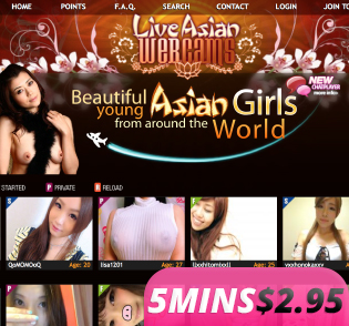 Live Asian Webcams Discount